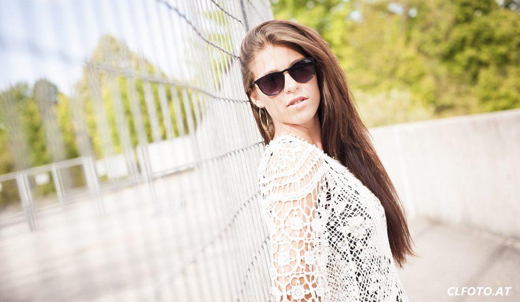 Sommerfotoshooting mit Regina