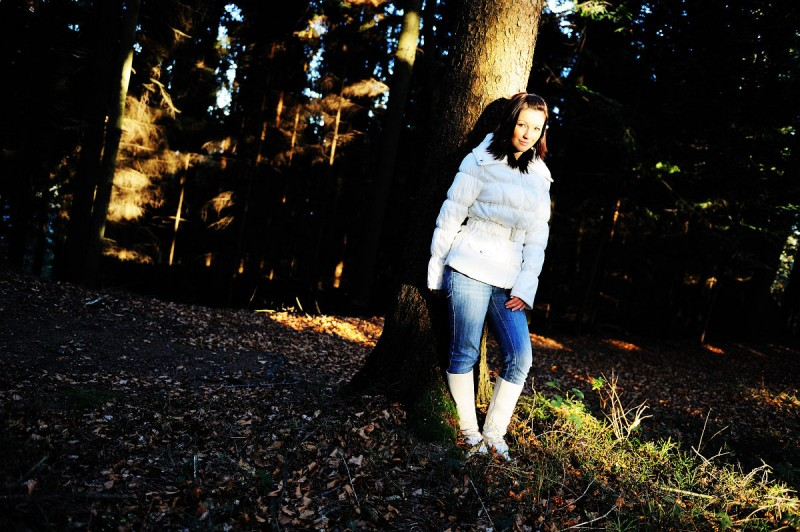 Portraitfotograf im Mühlviertel: Shooting mit Celina