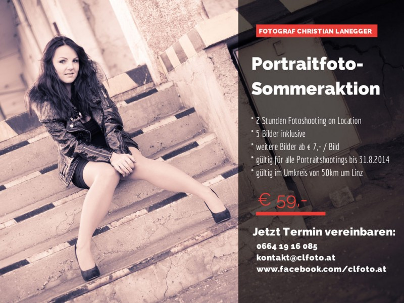 Portraitfoto-Sommeraktion2014