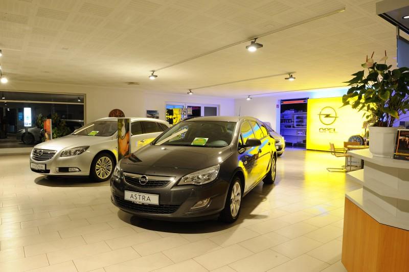 Businessfotoshooting für ein Autohaus in Luftenberg - Bezirk Perg