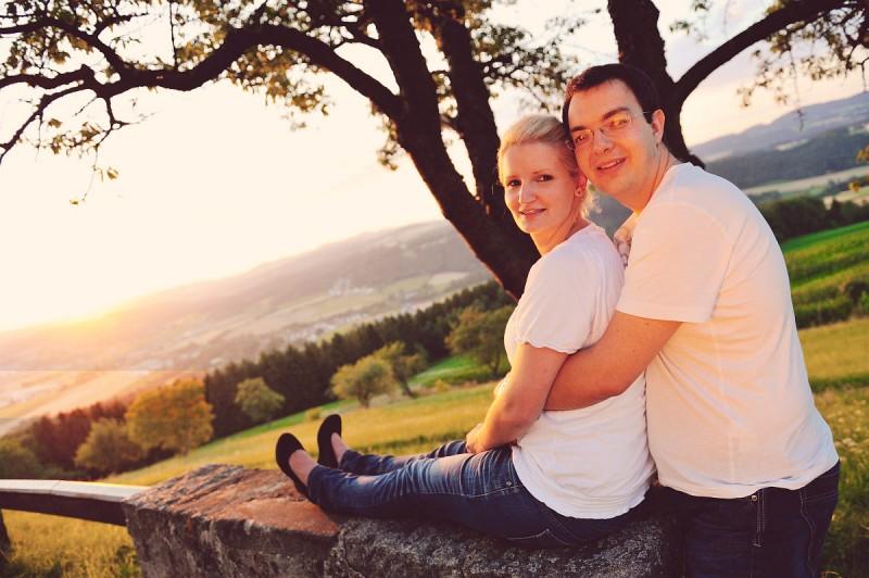 Fotograf Freistadt: Paarshooting mit Christina und Patrick