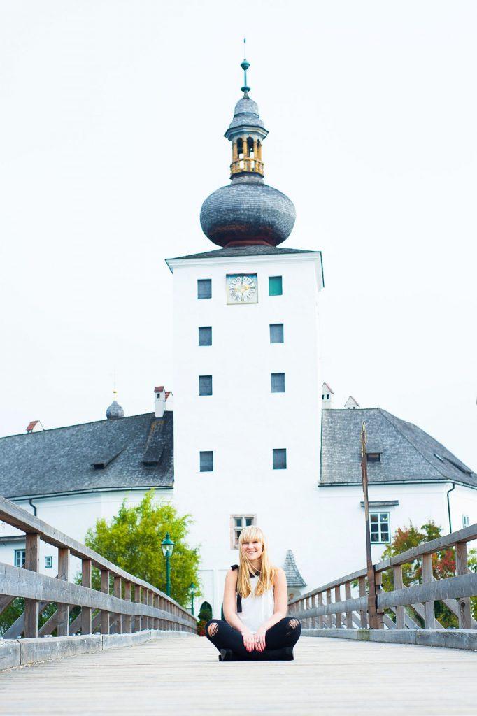 Portraitshooting bei Schloss Ort