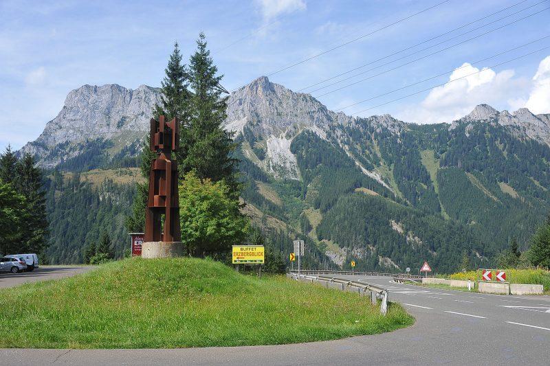 Über den Erzberg – der Fotograf macht einen Roadtrip in die Steiermark