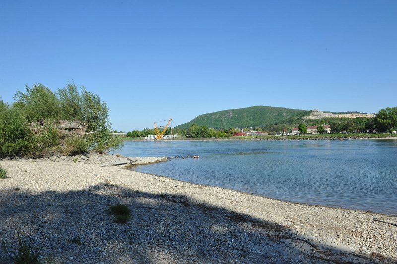 Fotolocation bei Hainburg an der Donau