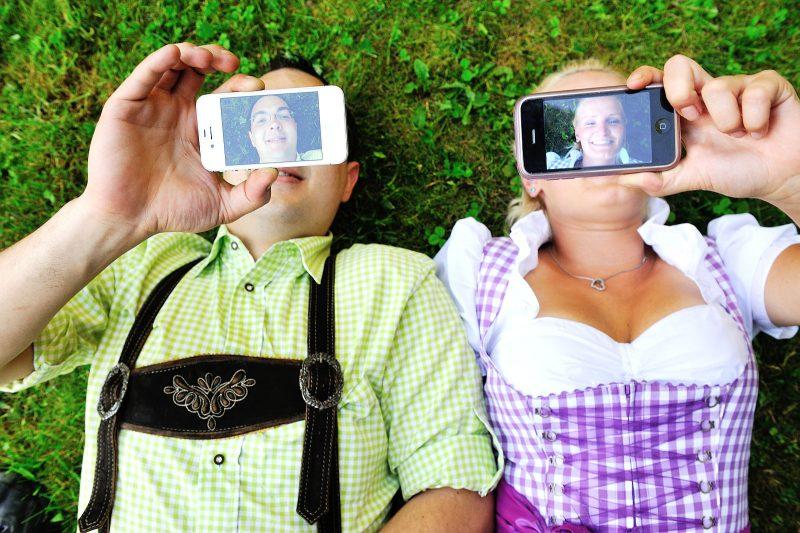 Portraitfotografie mit dem Handy