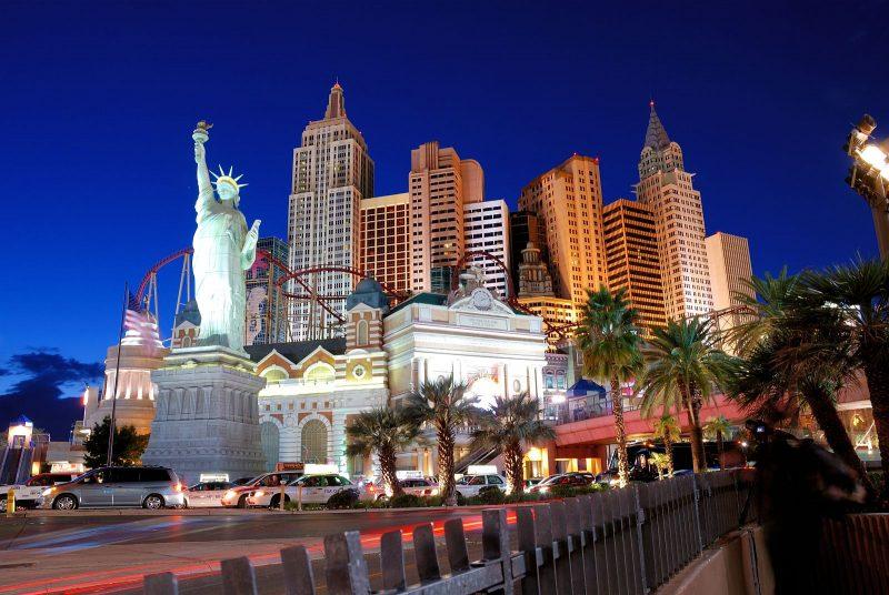 Viva Las Vegas – schon eine sehr lässige Stadt
